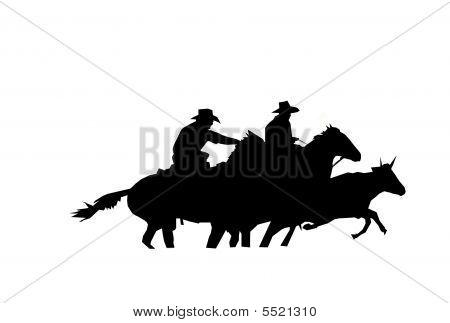 Cowboys CLIP ART