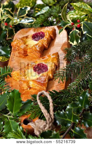 Christmas Shape Pastry