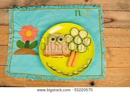 Kid Sandwich