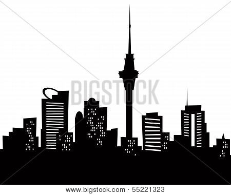 Cartoon Auckland