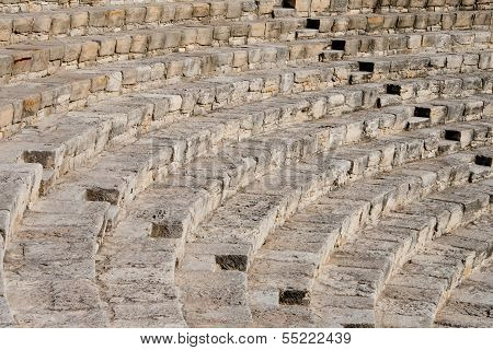 Fragment Of Ancient Amphitheater