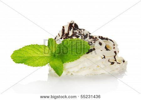 The hill of whipped cream