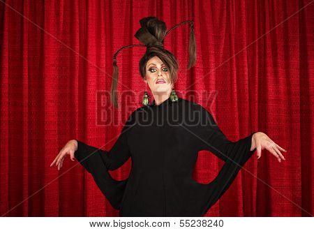 Eccentric Drag Queen