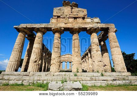Temple Of Ceres (athena)