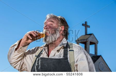 Old West Drunk Drinks