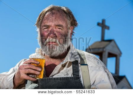 Old West Drunkard Drinks