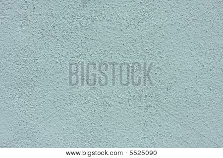 Blue Stucco Detail