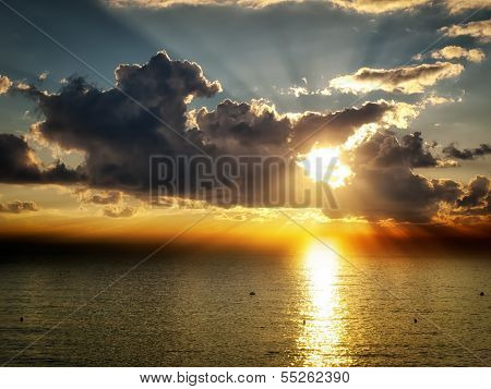 Dramatic Adriatic