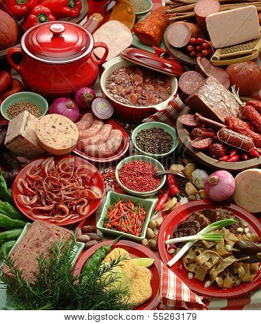 Feijoada  - Brazilian typical Food
