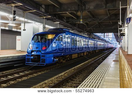 Sonic 883  Limited Express in Fukuoka