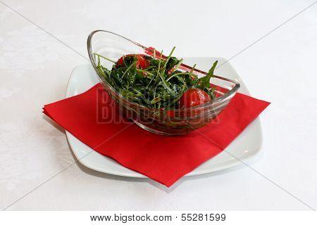 Ruccola salad