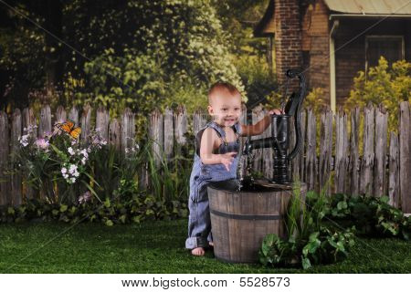 Water-pump Baby