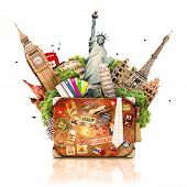 stock photo of statue liberty  - Travel and trip - JPG