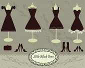 foto of little black dress  - little black dresses collection - JPG
