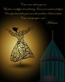picture of sufi  - Rumi  - JPG