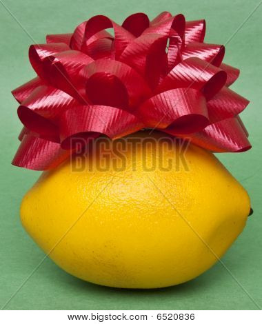 Gift Is A Lemon