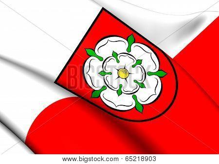 Flag Of Rosenheim