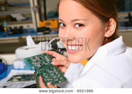 Pretty Women Technician