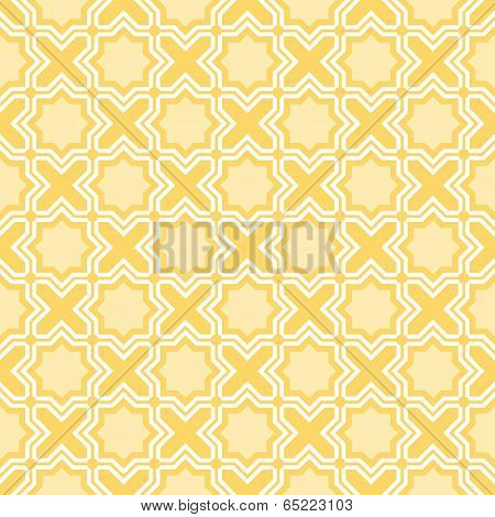 Abstract lattice pattern