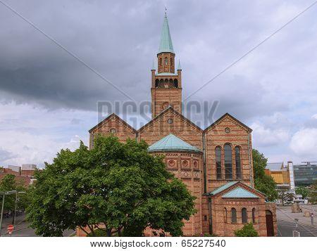 St Matthauskirche Berlin