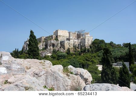 Acropolis Athens - Greece