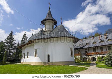 Sihastria Monastery