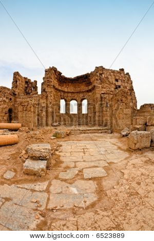 Syria - Rasafa