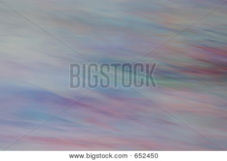 Pastel Abstract Impressionist Background Series