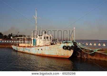 Inshore Boat