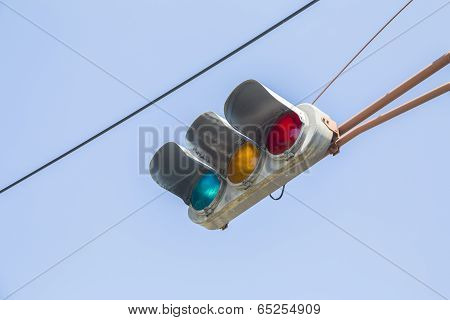 Japanese Traffic Lights
