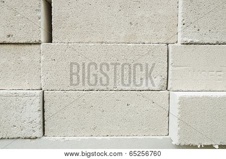 Lightweight brick.