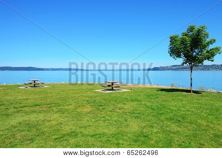 Tacoma, Summer Time. Wa