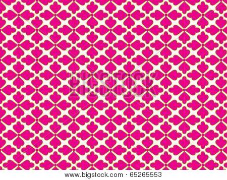 Modern Flower Pattern