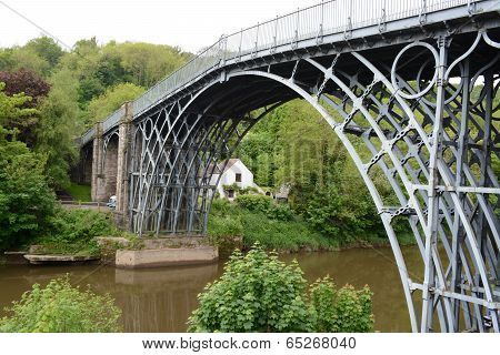 Iron bridge, Telford