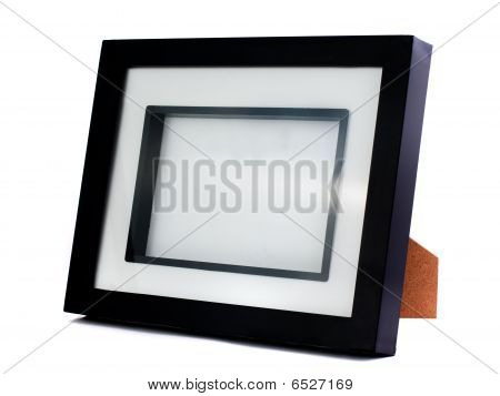 Simple Black Photo Frame