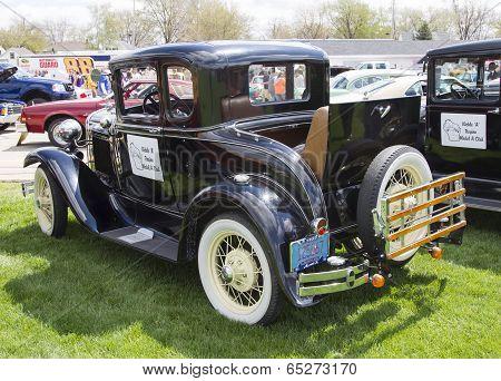1930 Ford Model A Car