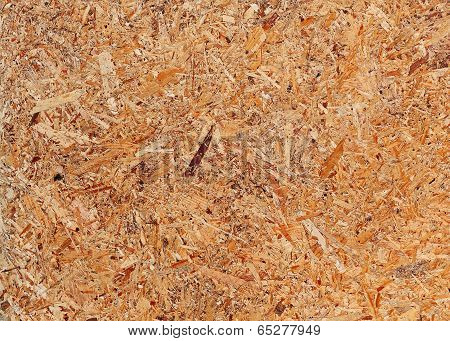 Recycled Compressed Wood Chipboard.
