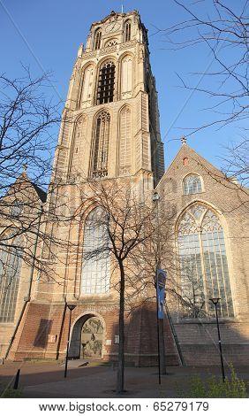 Church In The Rotterdam, Netherlands