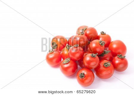 A Lot Of Tomatoes