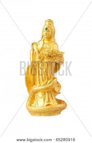 Goddess of mercy - kuan yin
