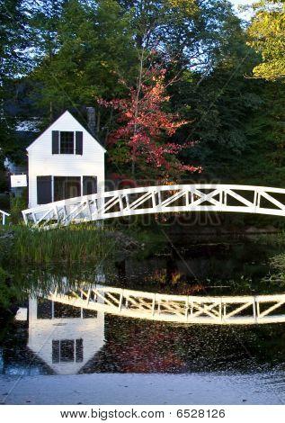 Bridge of Somerville, Maine