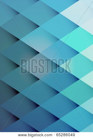 Retro hipster background pattern