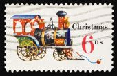Christmas Train 1970