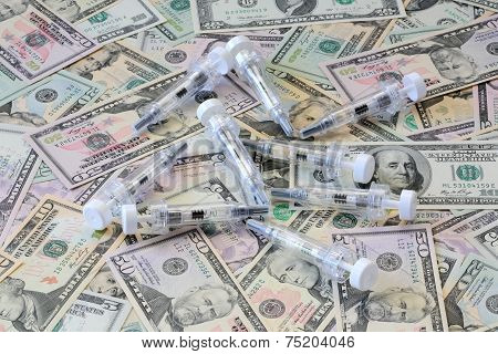 Dollars and Medicine