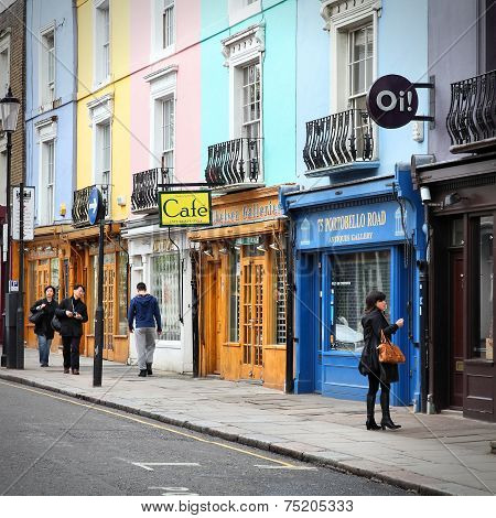 London - Notting Hill