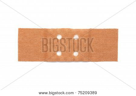 Band Aid Closeup