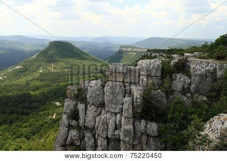 Tepe Kermen, Crimea