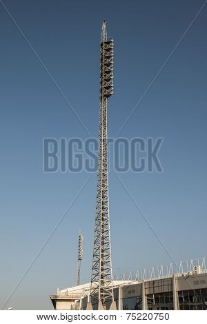 Football Stadium Floodlights