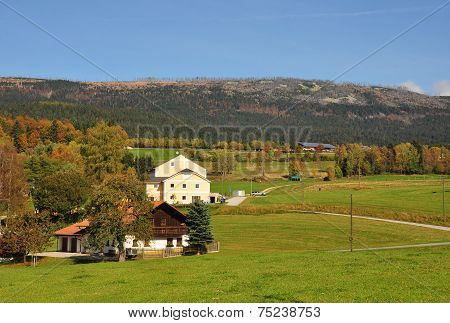 Mountain Bavarian Ploeckenstein