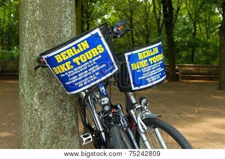 Rental Bicycles In Berlin
